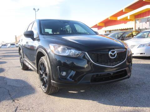 2014 Mazda CX-5 for sale at T & D Motor Company in Bethany OK