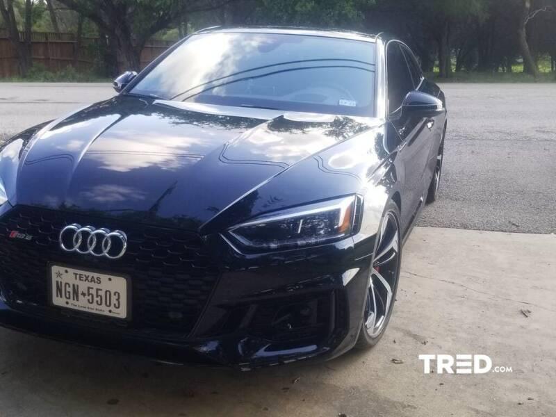2019 Audi RS 5 for sale in San Antonio, TX