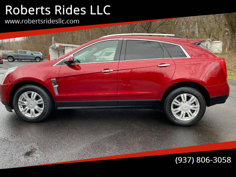 2012 Cadillac SRX for sale at Roberts Rides LLC in Franklin OH