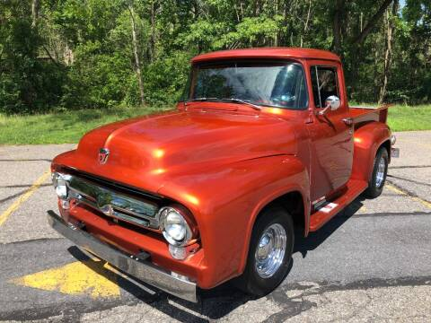 1956 Ford F-100 for sale at Right Pedal Auto Sales INC in Wind Gap PA