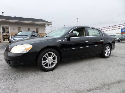2006 Buick Lucerne for sale at Budget Corner in Fort Wayne IN