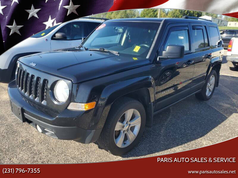 2014 Jeep Patriot for sale at Paris Auto Sales & Service in Big Rapids MI