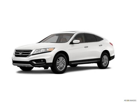 2013 Honda Crosstour for sale at Bourne's Auto Center in Daytona Beach FL