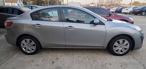 2011 Mazda MAZDA3 for sale at Tims Auto Sales in Rocky Mount NC