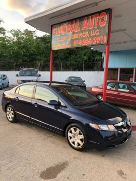 2011 Honda Civic for sale at Global Auto Sales and Service in Nashville TN