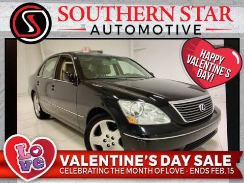 2006 Lexus LS 430 for sale at Southern Star Automotive, Inc. in Duluth GA