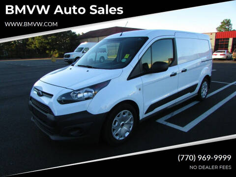 2017 Ford Transit Connect Cargo for sale at Work-Van.com in Union City GA