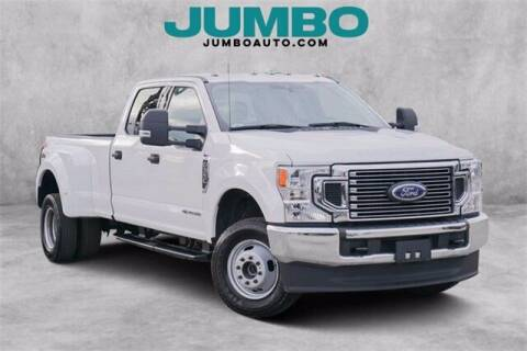 2020 Ford F-350 Super Duty for sale at Jumbo Auto & Truck Plaza in Hollywood FL