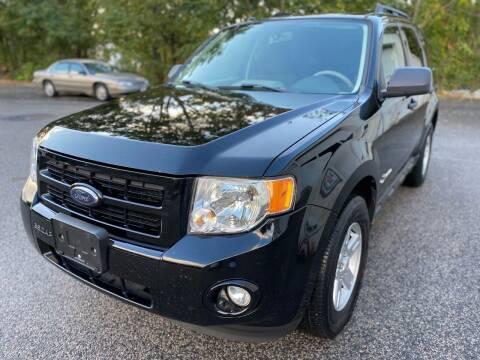 2009 Ford Escape Hybrid for sale at 1A Auto Sales in Walpole MA