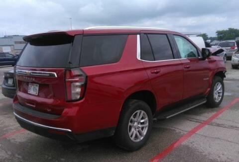 2021 Chevrolet Tahoe for sale at ELITE MOTOR CARS OF MIAMI in Miami FL