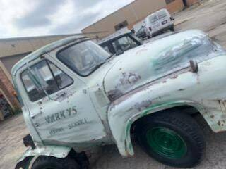 1955 Ford F-150 for sale at Classic Car Deals in Cadillac MI