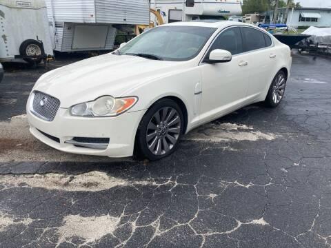 2009 Jaguar XF for sale at Low Price Auto Sales LLC in Palm Harbor FL