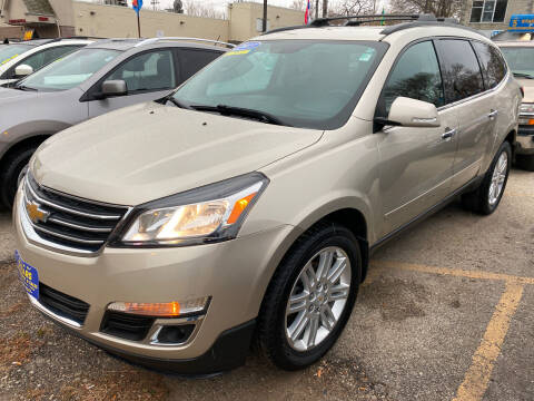 2013 Chevrolet Traverse for sale at 5 Stars Auto Service and Sales in Chicago IL