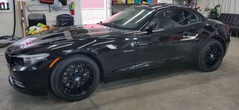 2009 BMW Z4 for sale at R & R Motors in Queensbury NY