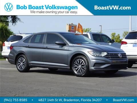 2019 Volkswagen Jetta for sale at Bob Boast Volkswagen in Bradenton FL