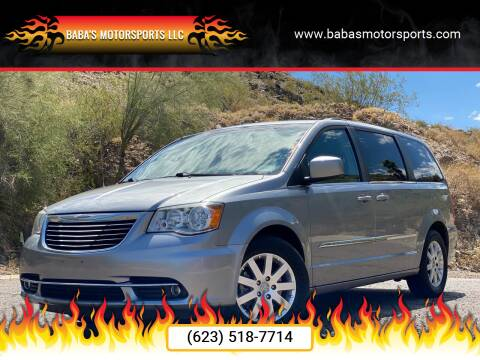 2014 Chrysler Town and Country for sale at Baba's Motorsports, LLC in Phoenix AZ