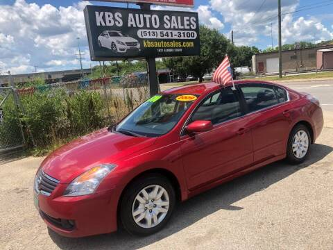 2009 Nissan Altima for sale at KBS Auto Sales in Cincinnati OH