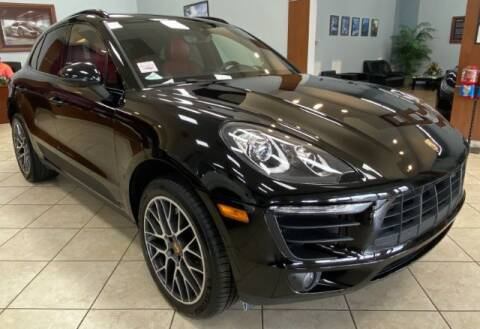 2018 Porsche Macan for sale at Adams Auto Group Inc. in Charlotte NC