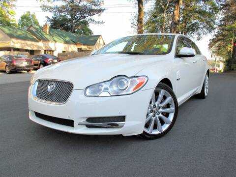 2010 Jaguar XF for sale at Top Rider Motorsports in Marietta GA