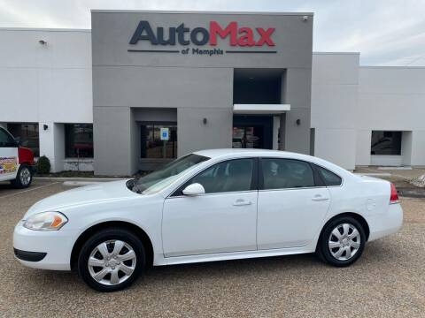 2012 Chevrolet Impala for sale at AutoMax of Memphis - Alex Vivas in Memphis TN