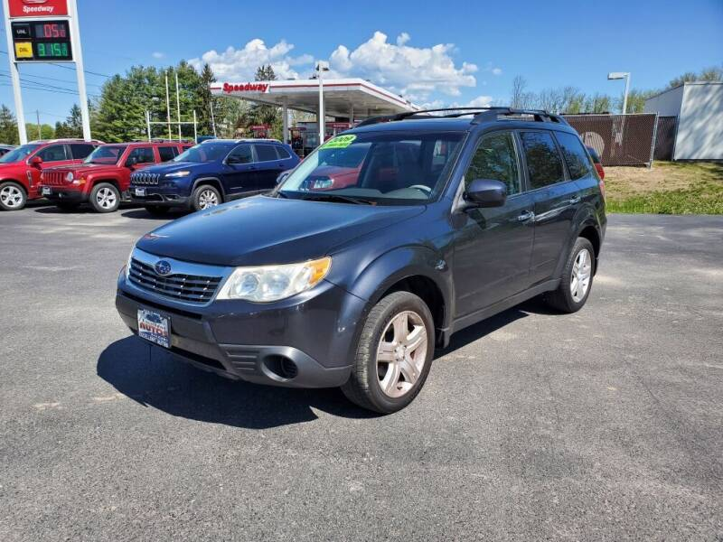 2009 Subaru Forester for sale at Excellent Autos in Amsterdam NY