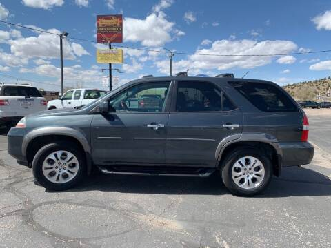 2003 Acura MDX for sale at University Auto Sales in Cedar City UT