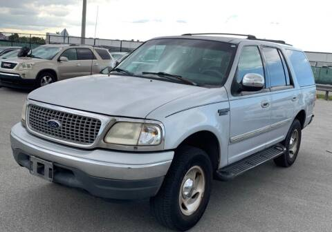 1999 Ford Expedition for sale at Cobalt Cars in Atlanta GA