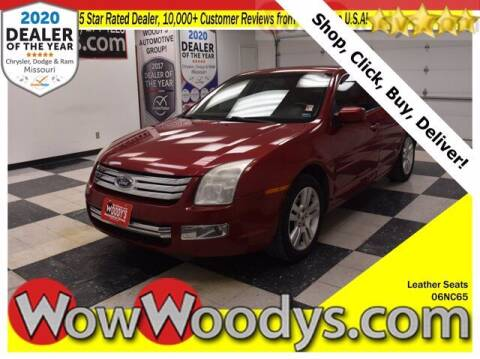 2006 Ford Fusion for sale at WOODY'S AUTOMOTIVE GROUP in Chillicothe MO