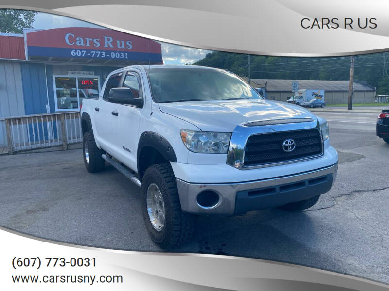 2007 Toyota Tundra for sale at Cars R Us in Binghamton NY