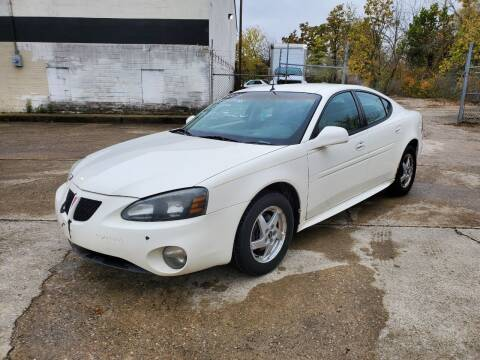 2004 Pontiac Grand Prix for sale at SCI Surplus in Bloomington IN