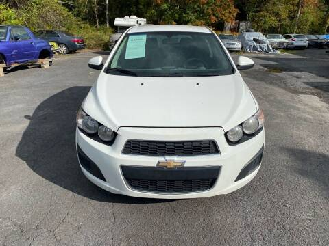 2014 Chevrolet Sonic for sale at 390 Auto Group in Cresco PA