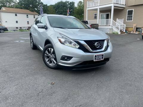 2015 Nissan Murano for sale at PRNDL Auto Group in Irvington NJ