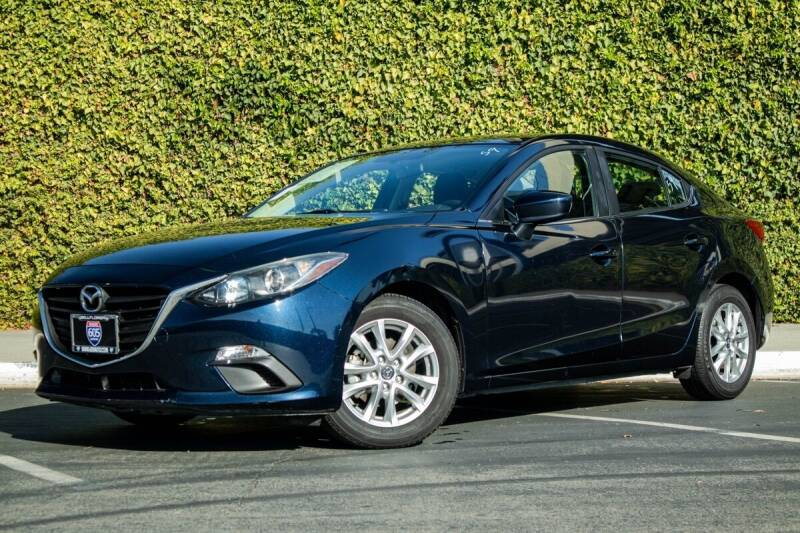 2014 Mazda MAZDA3 for sale at Southern Auto Finance in Bellflower CA
