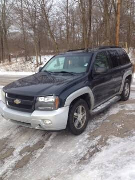 2006 Chevrolet TrailBlazer for sale at Coz Motors in Morley MI