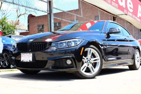 2019 BMW 4 Series for sale at HILLSIDE AUTO MALL INC in Jamaica NY
