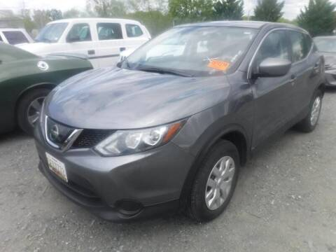 2019 Nissan Rogue Sport for sale at Cj king of car loans/JJ's Best Auto Sales in Troy MI
