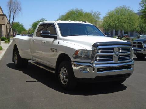 2014 RAM Ram Pickup 3500 for sale at COPPER STATE MOTORSPORTS in Phoenix AZ