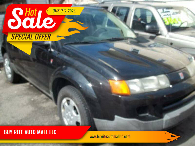 2004 Saturn Vue for sale at BUY RITE AUTO MALL LLC in Garfield NJ