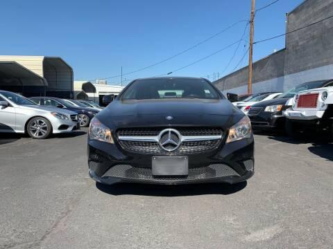 2016 Mercedes-Benz CLA for sale at Auto Center Of Las Vegas in Las Vegas NV