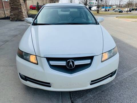 2007 Acura TL for sale at Via Roma Auto Sales in Columbus OH