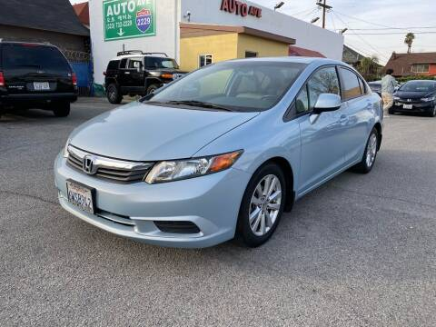 2012 Honda Civic for sale at Auto Ave in Los Angeles CA