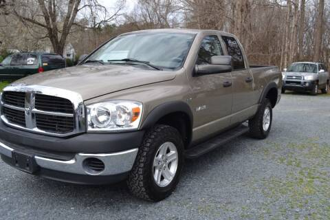 2008 Dodge Ram Pickup 1500 for sale at Victory Auto Sales in Randleman NC