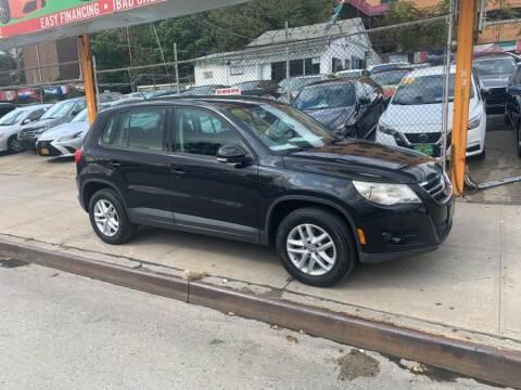 2011 Volkswagen Tiguan for sale at Sylhet Motors in Jamaica NY