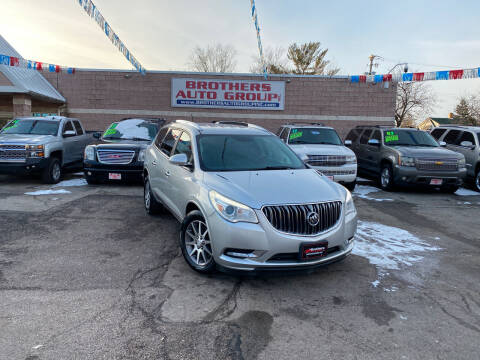 2013 Buick Enclave for sale at Brothers Auto Group in Youngstown OH