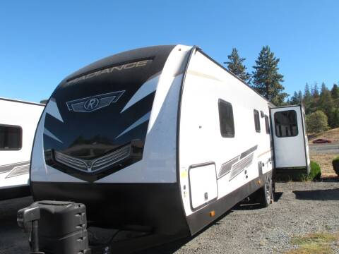 2022 RADIANCE 27 RE DOUBLE SLIDE for sale at Oregon RV Outlet LLC - Travel Trailers in Grants Pass OR