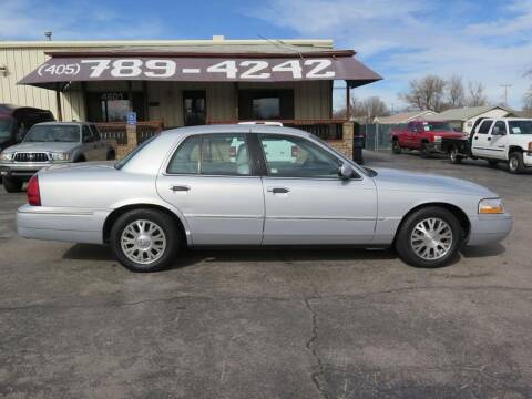 2003 Mercury Grand Marquis for sale at United Auto Sales in Oklahoma City OK