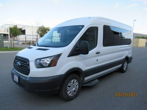 2018 Ford Transit Cargo for sale at California Auto Enterprises in San Jose CA