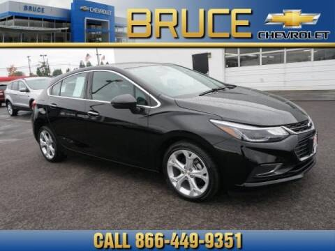 2018 Chevrolet Cruze for sale at Medium Duty Trucks at Bruce Chevrolet in Hillsboro OR