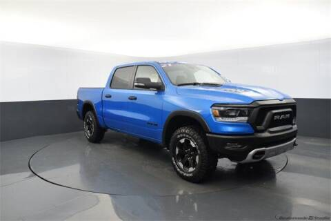 2021 RAM Ram Pickup 1500 for sale at Tim Short Auto Mall in Corbin KY