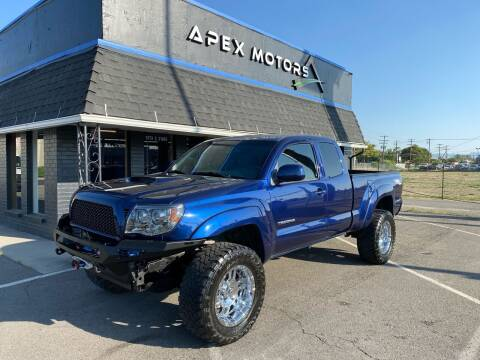 2006 Toyota Tacoma for sale at Apex Motors in Murray UT